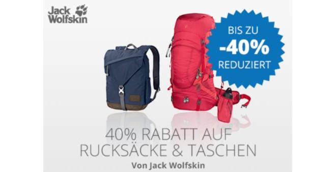 Jack Wolfskin Rucksack