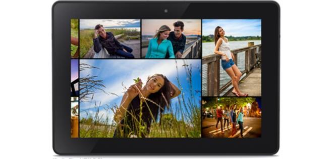 Kindle Fire HDX 8.9-Tablet gebraucht
