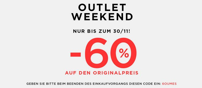 Mango Outlet Weekend