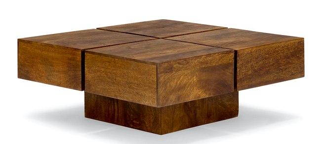Massivum couchtisch square auf 99 reduziert for Couchtisch reduziert