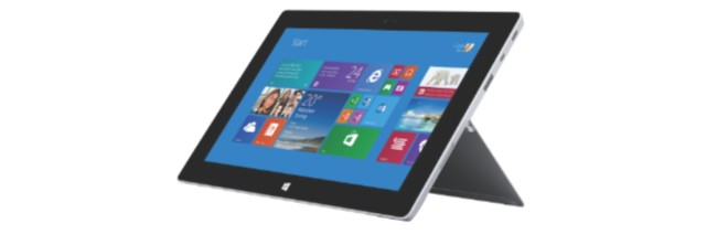 Microsoft Surface 2 Saturn Werbung