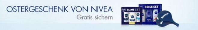 Nivea Gratis-Geschenke