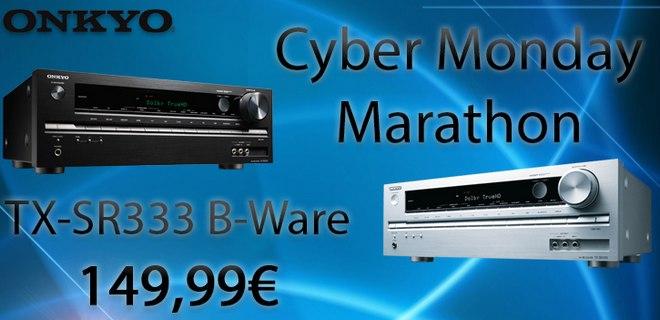 Onkyo Cyber Monday Marathon