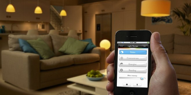 Philips Hue WLAN LED-Lampen
