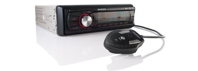 Silvercrest Bluetooth Autoradio