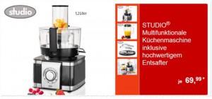 Küchenmaschine Aldi Studio 2021