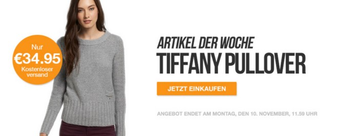 Superdry Tiffany Pullover