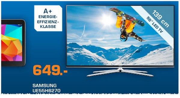 Samsung UE55H6270 als Saturn-Angebot
