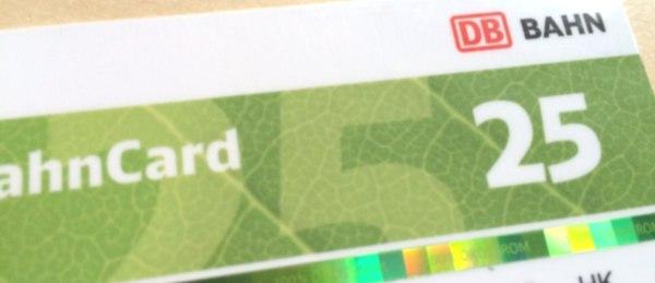 BahnCard vor dem Aus?