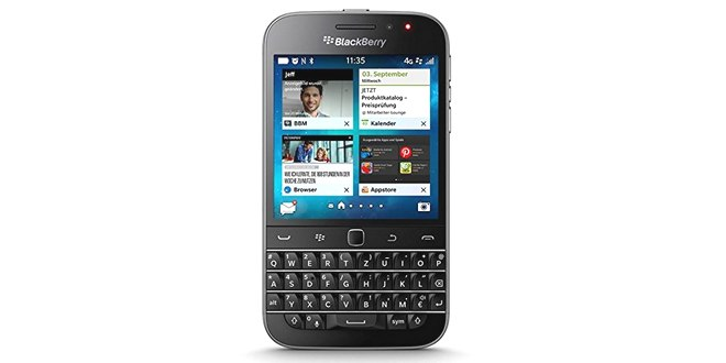 Blackberry Classic ohne Vertrag