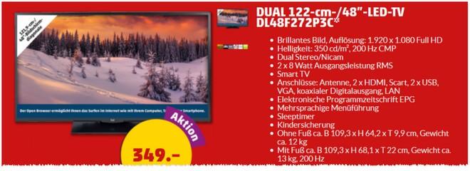 Dual DL48F272P3C