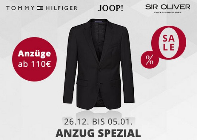 Engelhorn Anzug-Sale