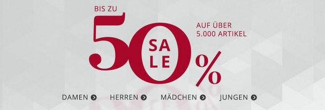 Engelhorn Sale mit bis zu 50% Rabatt