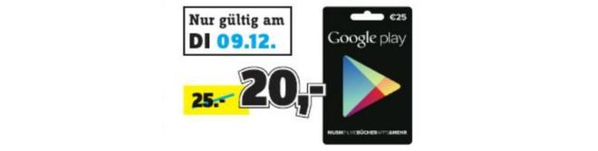 Google Play Store Karte günstig kaufen