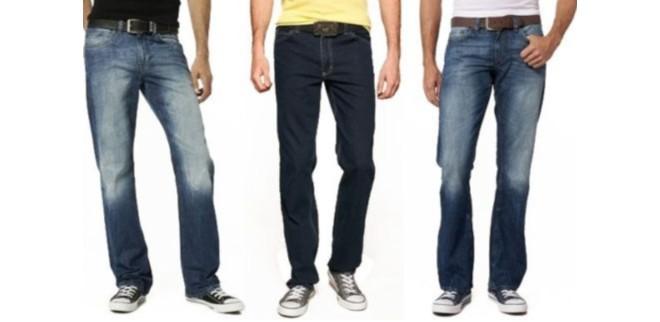 günstige Mustang-Jeans