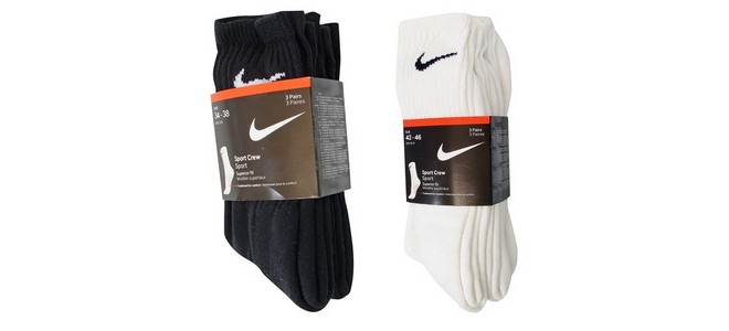 günstige Nike-Socken bei Groupon