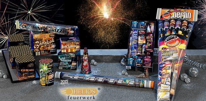 Helios Feuerwerk bei ALDI Süd ab 29.12.2014