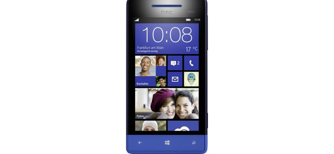 HTC Windows Phone 8S ohne Vertrag