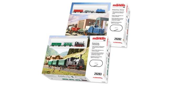 Märklin Startpackung 29282 + 29293 bei ALDI Nord ab 8.12.2014 im Angebot für 99,99 €