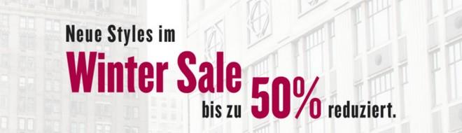 Tom Tailor Winter-Sale