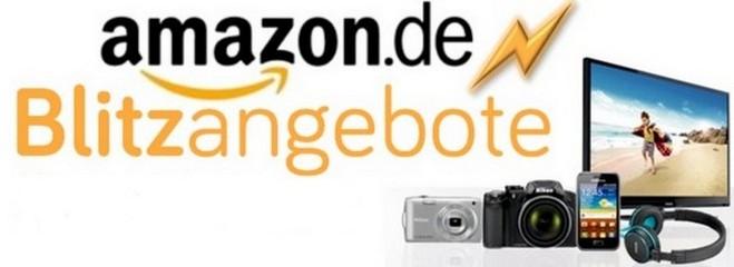 Amazon Blitzangebote heute neu