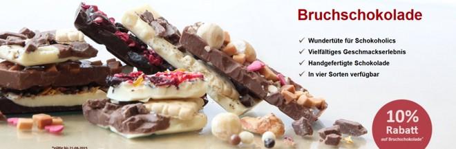 Chocri Bruchschokolade Rabatt