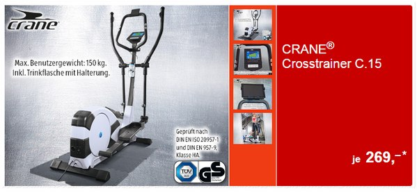 Crane Crosstrainer C.15