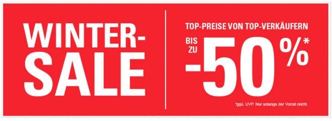 eBay Winterschlussverkauf 2015/2016