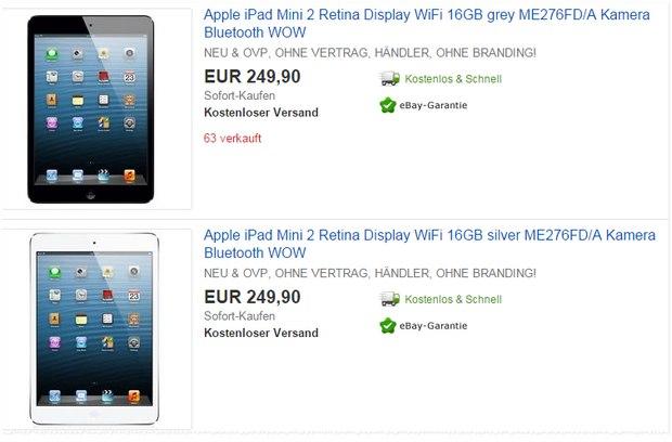 iPad mini Retina (iPad mini 2)