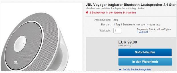 JBL Voyager