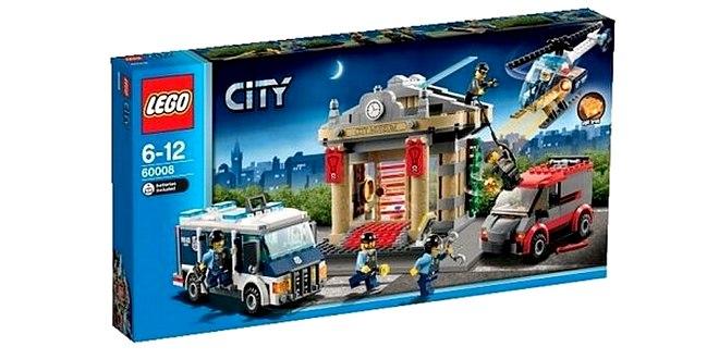 LEGO City 60008 Museumsraub