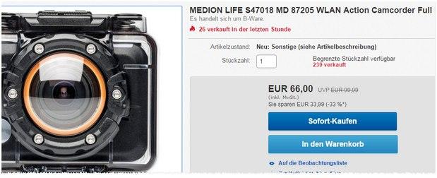 Medion Life S47018 MD 87205