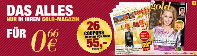 Netto Gold Coupons
