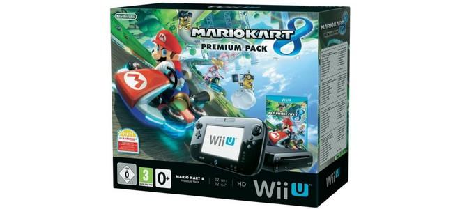Nintendo Wii U Konsole mit Mario Kart 8 als Bundle-Deal
