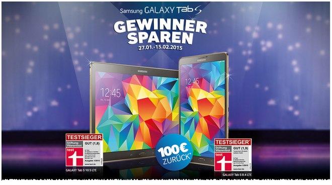 Samsung Gewinner-Sparen