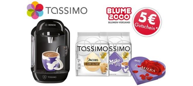 Tassimo Angebot mit Gutschein bei Groupon
