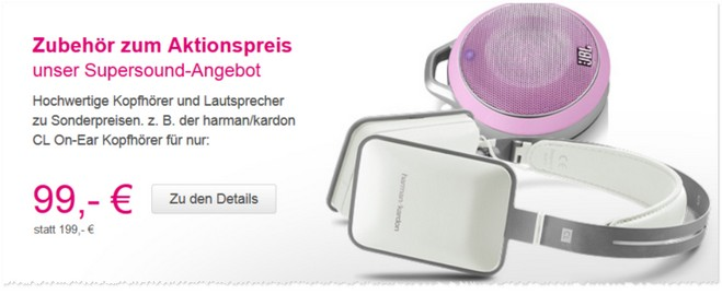Telekom Supersound Angebote