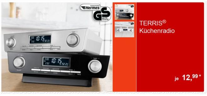 Terris Küchenradio
