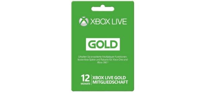 Xbox Live Karten 12 Monate Mitgliedschaft Nur 30