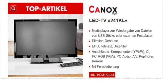 Canox 241KL