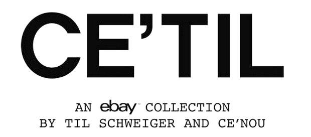 Bei eBay gibt's die Til Schweiger Kollektion CE'TIL ab April 2015 zu kaufen