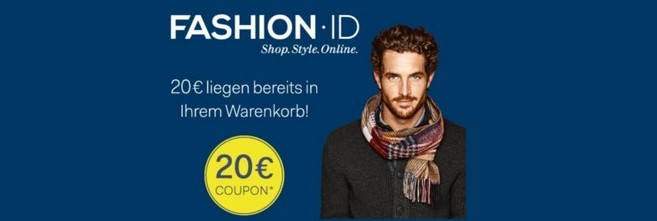 Fashion ID Sale Herren