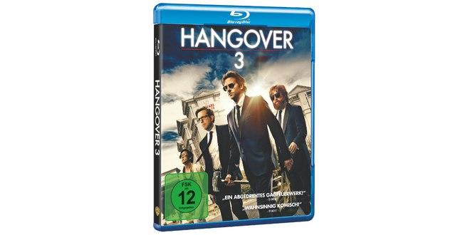 Hangover 3 Blu-ray