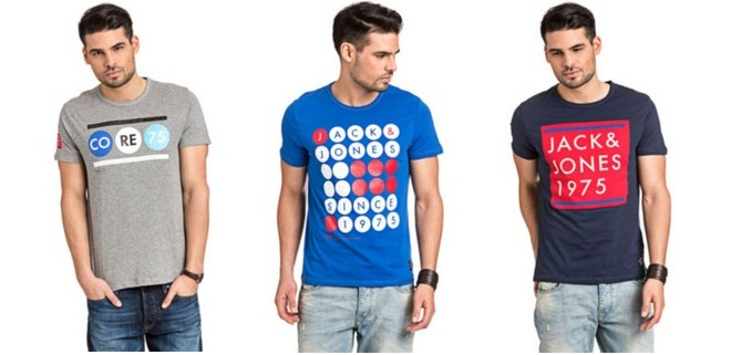 Jack & Jones T-Shirts im Angebot