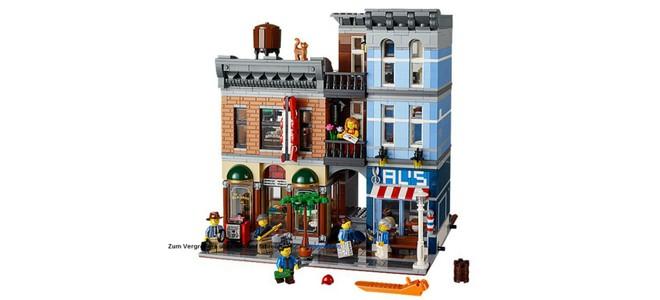 LEGO Detektivbüro 10246