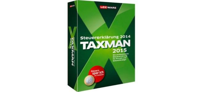 Lexware Taxman 2015