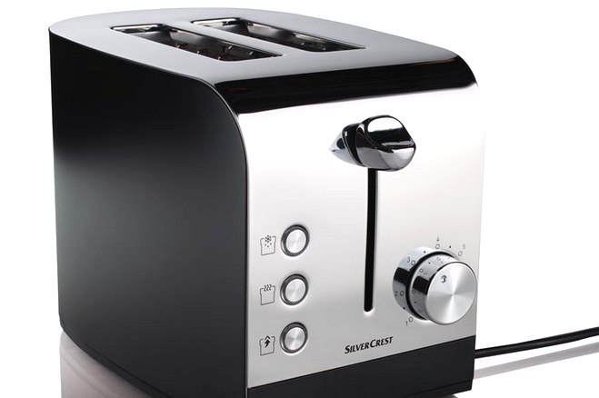 Silvercrest Toaster STS 850 B1