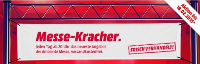 Media Markt Messe-Kracher