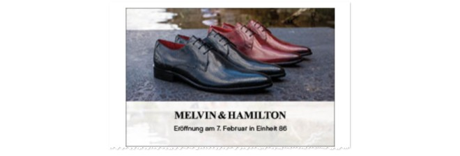 Melvin & Hamilton Eröffnung