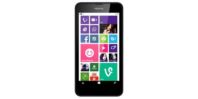 Nokia Lumia 635 LTE ohne Vertrag